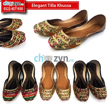 Elegant Tilla Khussa