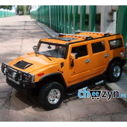 1:14 Hummer H2 Sport Racing Remote Control Car