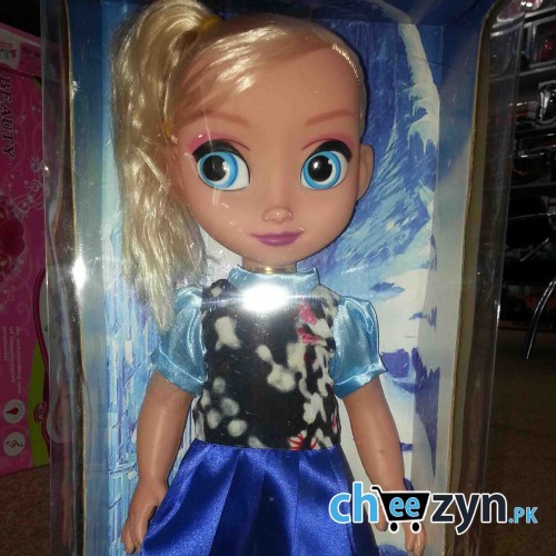 Frozen Princess Doll