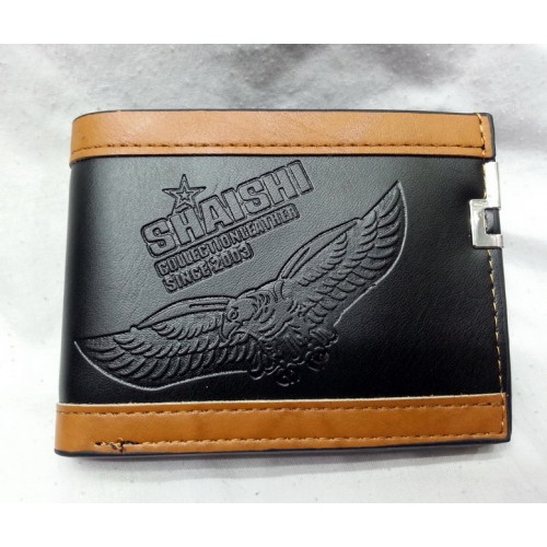 Shaishi Pure Leather Wallet