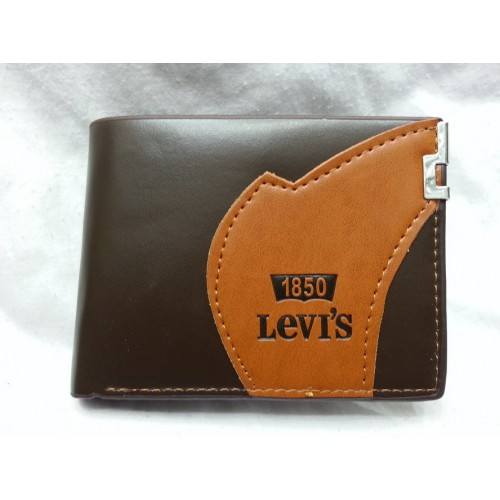 1850 Levi's Leather Wallet
