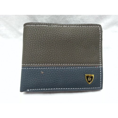 Premium Textured Leather Wallet