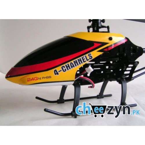 Rotor XVI 4CH RC Helicopter