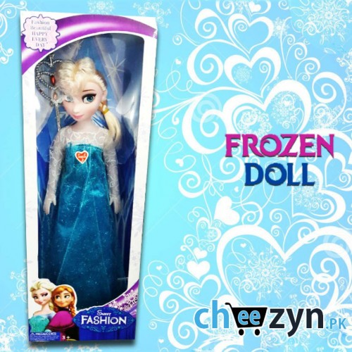 Frozen Elsa Doll (Slim & Tall)