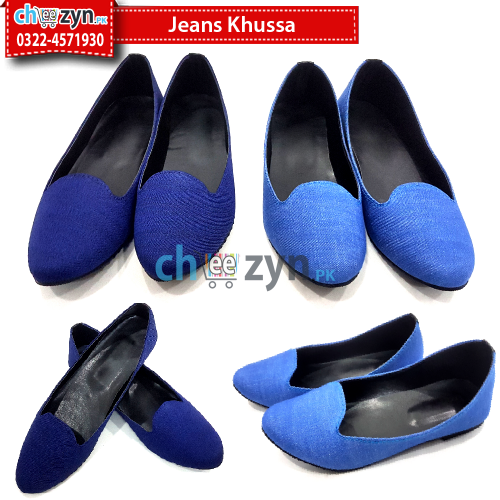 Jeans Khussa