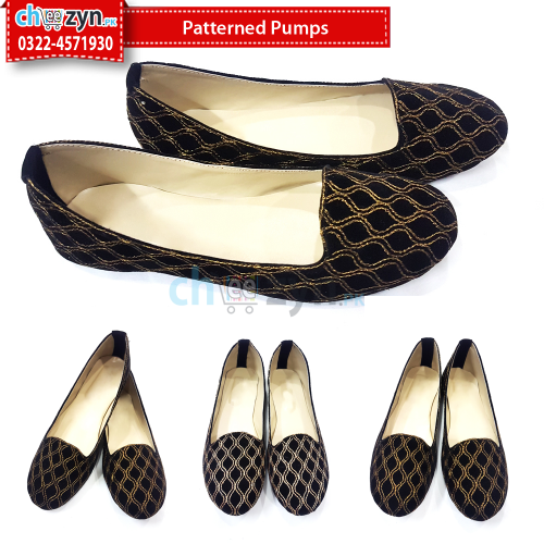 Patterned Pump