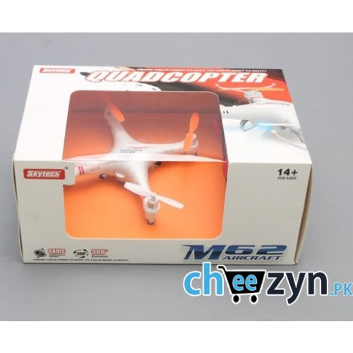 Skytech Mini RC Quadcopter With Light