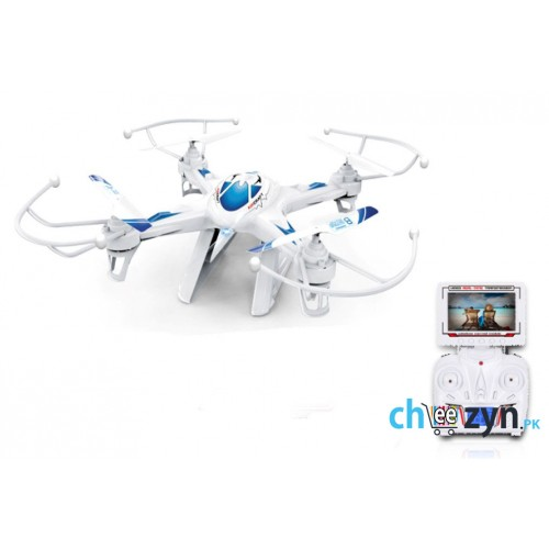 LH-X8 FPV Live View Quadcopter with Screen
