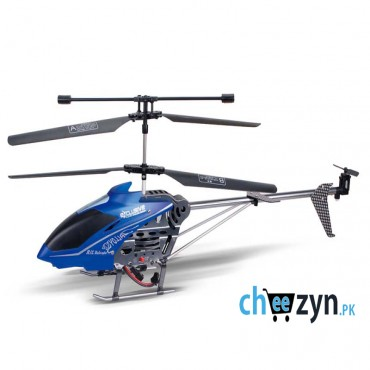 Flight Home Double Propeller 3CH RC Helicopter