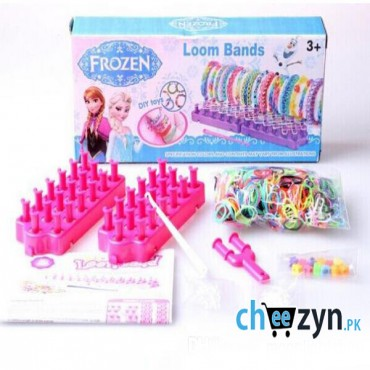 Colourful Frozen Loom Band Set - Small