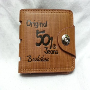 501 Premium Leather Wallet