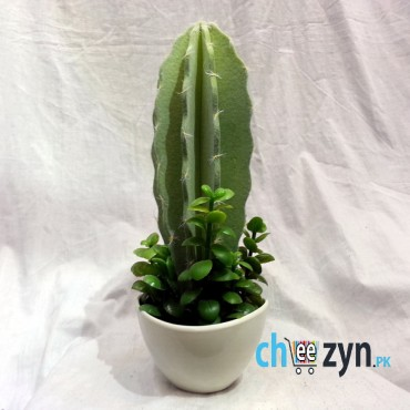 Artificial Succulent Plant Pot