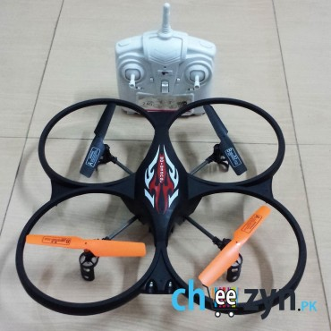 F523 6-Axis Gyro RC Quadcopter (Supports Camera)