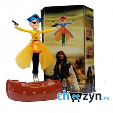 Flying Air Pirate Toy