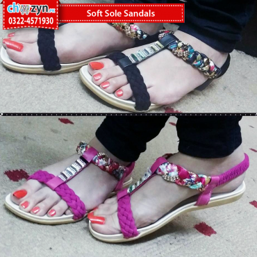 Soft Sole Sandals