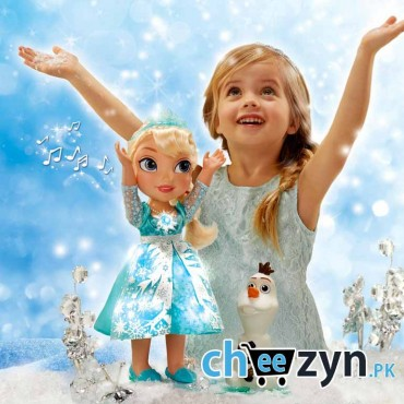 Frozen Elsa Snow Glow Doll