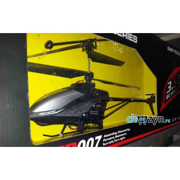 Metal Series 3.5CH RC Helicopter