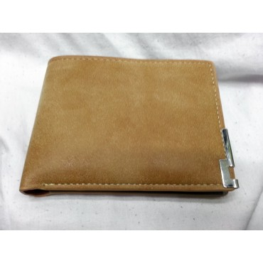 Elegant Camel Color Wallet