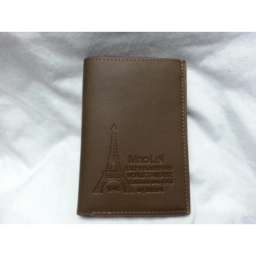 Maolei Pure Leather Men's Long Wallet
