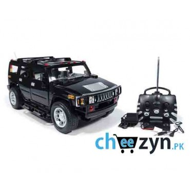 Hummer H2 SUV RC With Mp3 & Radio