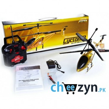 3D Cyclone 3.5 Channel Helicopter