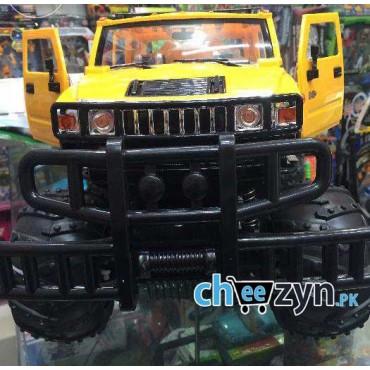 1:12 Big Foot Hummer H2 With MP3 Radio RC Car