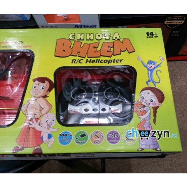 Chota Bheem RC Helicopter