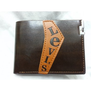 Levi's Fine Quality Leather Wallet
