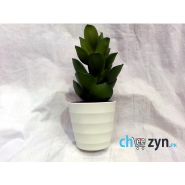 Artificial Plant Pot - Medium