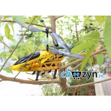 Special Edition Golden Alloy Structure RC Helicopter