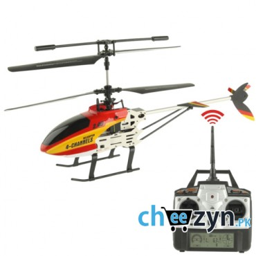 Rotor XIII 4CH RC Helicopter With Night Light