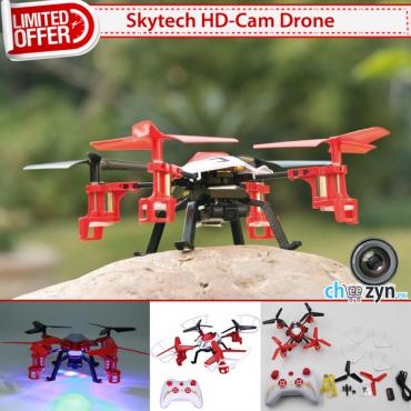 DEAL - Skytech RC Quadcopter + HD Camera